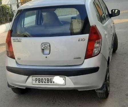 Hyundai I10 1.2 Kappa Magna, 2010 MT for sale in Amritsar