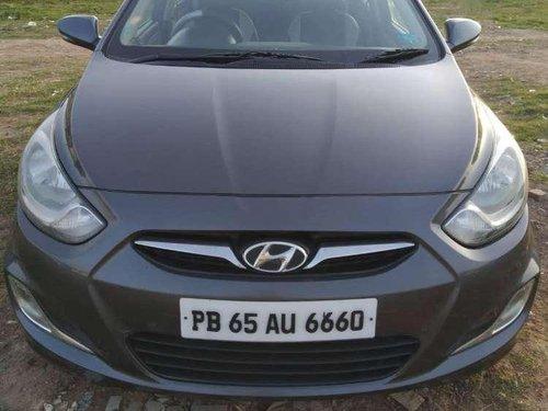 Hyundai Fluidic Verna 1.6 CRDi SX, 2012, Diesel AT in Chandigarh