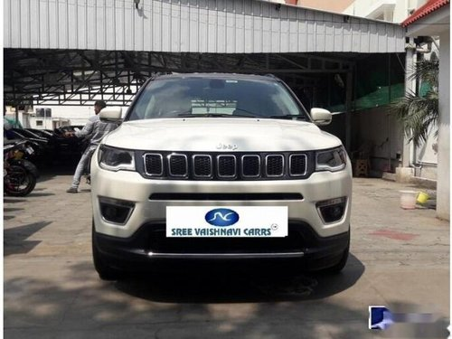 Jeep Compass 2.0 Limited 2017 MT for sale in Coimbatore