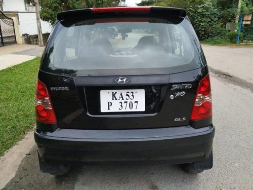 Used Hyundai Santro Xing GLS 2010 MT in Bangalore