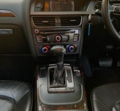 Used 2014 Audi A4 2.0 TDI AT for sale in New Delhi
