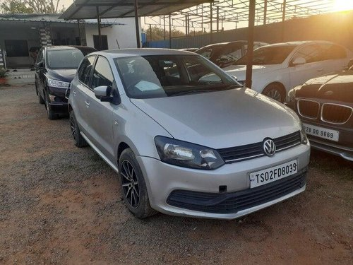 Used Volkswagen Polo 1.5 TDI Highline 2014 MT in Hyderabad
