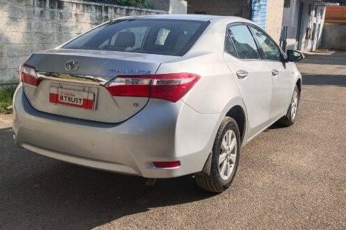 Used 2014 Toyota Corolla Altis MT for sale in Bangalore