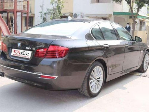 Used 2016 BMW 5 Series AT for sale in Ahmedabad