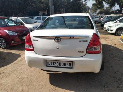 Toyota Platinum Etios 2012 MT in New Delhi