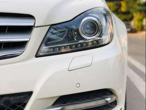 Mercedes-Benz C-Class 220, 2013, AT for sale in Ahmedabad