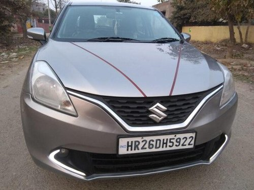 Maruti Suzuki Baleno 1.2 Delta 2017 MT for sale in New Delhi