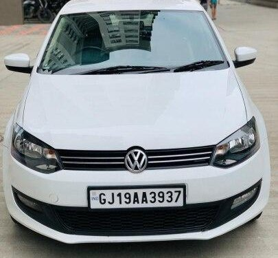 Used Volkswagen Polo 2014 MT for sale in Surat