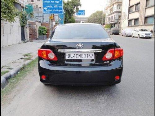 Used 2009 Toyota Corolla Altis G MT for sale in New Delhi