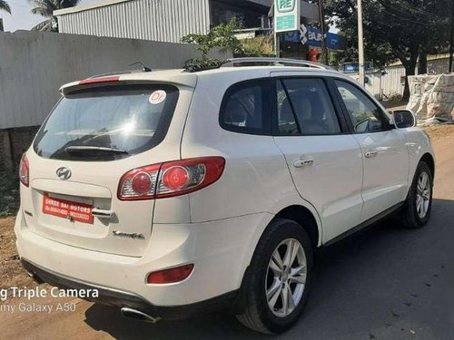 Used 2011 Hyundai Santa Fe MT for sale in Sangli