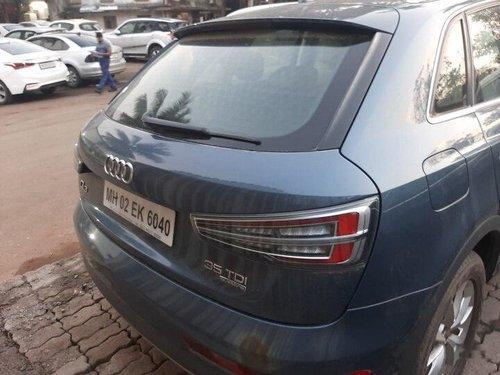 Used 2017 Audi Q3 AT for sale in Mumbai