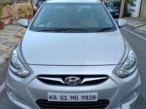 Used Hyundai Verna 2011 MT for sale in Nagar