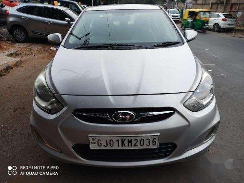 Used Hyundai Fluidic Verna 2011 MT for sale in Ahmedabad