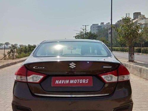 Used Maruti Suzuki Ciaz Zeta 2018 MT in Ahmedabad