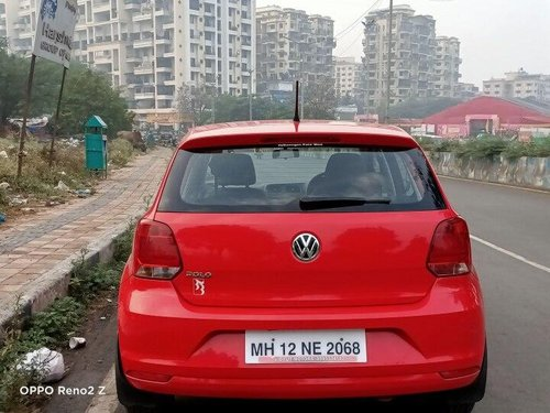 Used 2016 Volkswagen Polo MT for sale in Pune