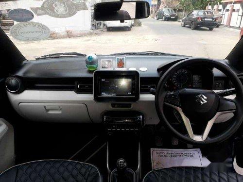 Maruti Suzuki Ignis 1.2 Alpha, 2018, MT for sale in Kolkata