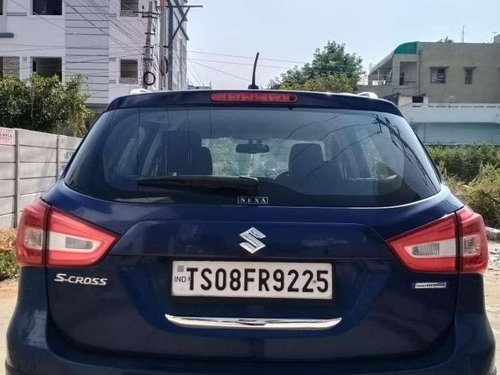 Maruti Suzuki S-Cross Alpha 1.6, 2017, MT in Hyderabad