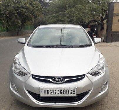 Used 2014 Hyundai Elantra SX AT for sale in New Delhi