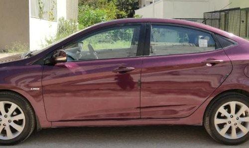 2013 Hyundai Verna 1.6 SX MT for sale in Bangalore