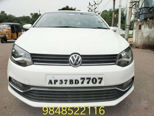 Used Volkswagen Polo 2017 MT for sale in Visakhapatnam