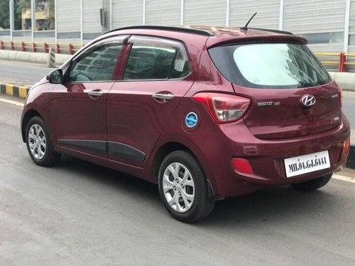 Hyundai Grand i10 SportZ 2014 MT for sale in Mumbai