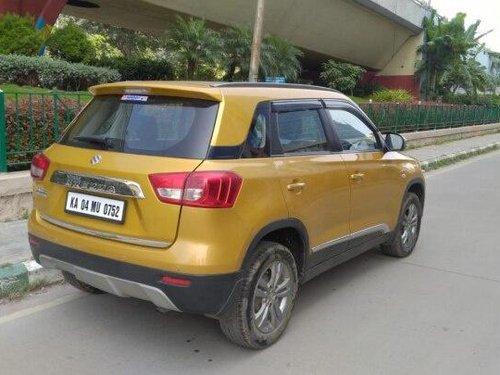 Maruti Suzuki Vitara Brezza ZDi 2017 MT for sale in Bangalore