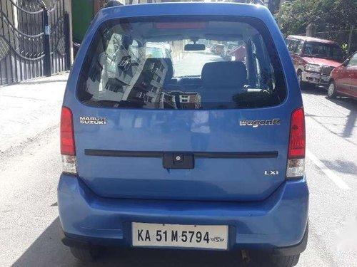 Used 2006 Maruti Suzuki Wagon R MT for sale in Nagar