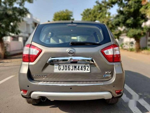 Used Nissan Terrano XL 2015 MT for sale in Ahmedabad