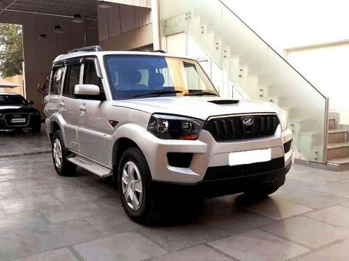 Mahindra Scorpio S4 Plus 2016 MT in Gurgaon
