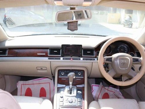 Used Audi A8 2009 AT for sale in Ahmedabad