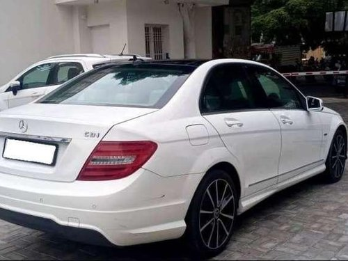 Used Mercedes Benz C-Class 220 2014 AT in Gurgaon