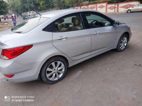 Used 2011 Hyundai Verna MT for sale in Ahmedabad
