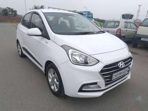 Used 2017 Hyundai Xcent MT for sale in Chandigarh