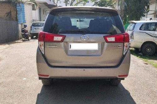 Used 2017 Toyota Innova Crysta 2.4 G MT in Bangalore