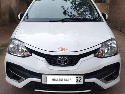 Toyota Etios Liva G 2018 MT for sale in Sri Ganganagar