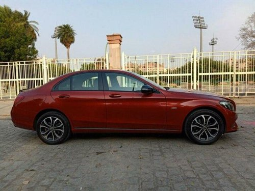 Mercedes Benz C-Class 2018 AT for sale in New Delhi