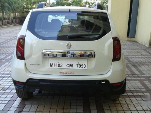 Renault Duster RxL, 2017, Petrol MT for sale in Mumbai