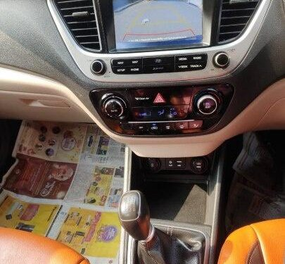 2018 Hyundai Verna 1.6 SX MT for sale in Ahmedabad