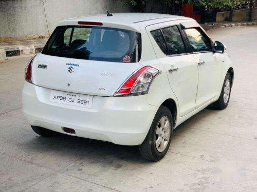 Used 2012 Maruti Suzuki Swift VDi MT in Hyderabad