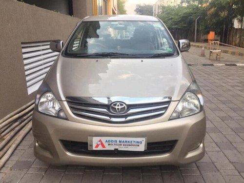 Used 2010 Toyota Innova MT for sale in Mumbai