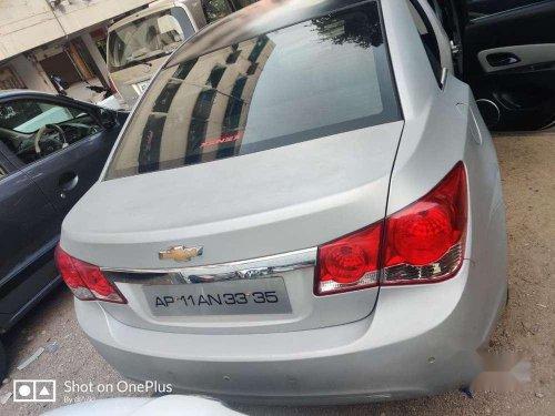 Used 2012 Chevrolet Cruze LTZ MT in Hyderabad
