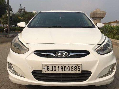Used Hyundai Fluidic Verna 2013 MT for sale in Ahmedabad