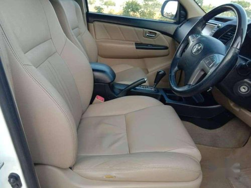 Toyota Fortuner 3.0 4x2, 2015, AT for sale in Ahmedabad