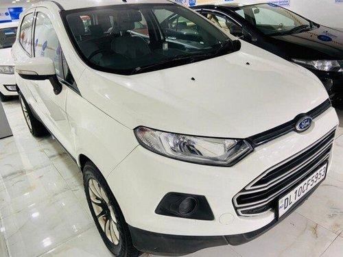 2014 Ford EcoSport 1.5 DV5 MT Trend in New Delhi