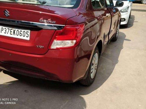 Maruti Suzuki Dzire 2017 MT for sale in Visakhapatnam