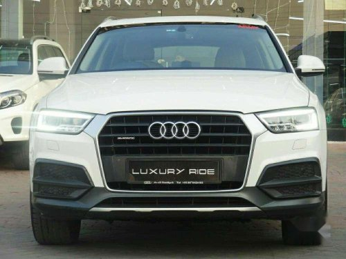 Used 2018 Audi Q3 AT for sale in Chandigarh
