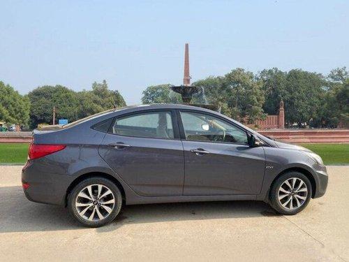 Hyundai Verna 1.6 SX VTVT 2014 MT for sale in Gurgaon