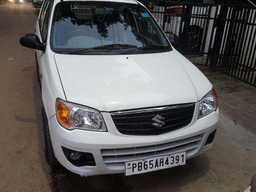 2014 Maruti Suzuki Alto K10 VXI MT in Chandigarh