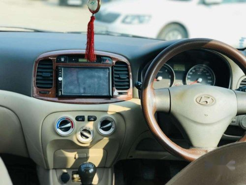 Used 2010 Hyundai Verna CRDi MT for sale in Chandigarh