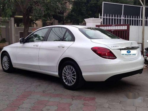 Used Mercedes Benz C-Class 220 2016 AT in Coimbatore